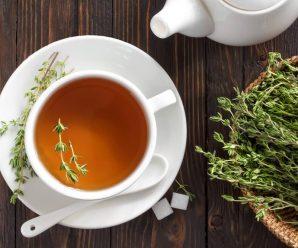 Propiedades y beneficios del te de tomillo