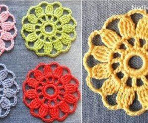 Cómo Tejer crochet FÁCIL para principiantes CROCHET
