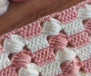 Aprende a Tejer Crochet Paso a Paso Lindo patron
